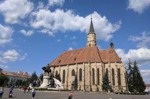 קלוז' רומניה או החלק היותר אורבני של הטיול המשפחתי שלנו